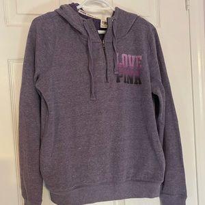 Worn PINK sweater